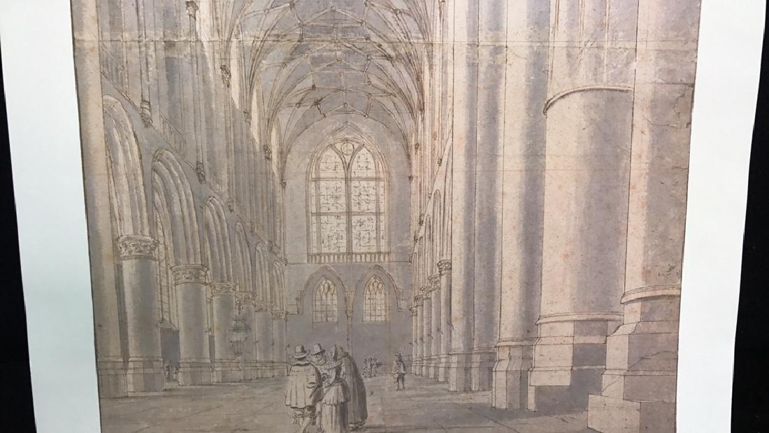 Pieter Janszoon Saenredam Print Pieter Janszoon - 5