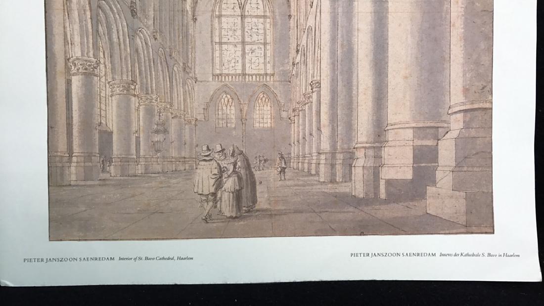 Pieter Janszoon Saenredam Print Pieter Janszoon - 6