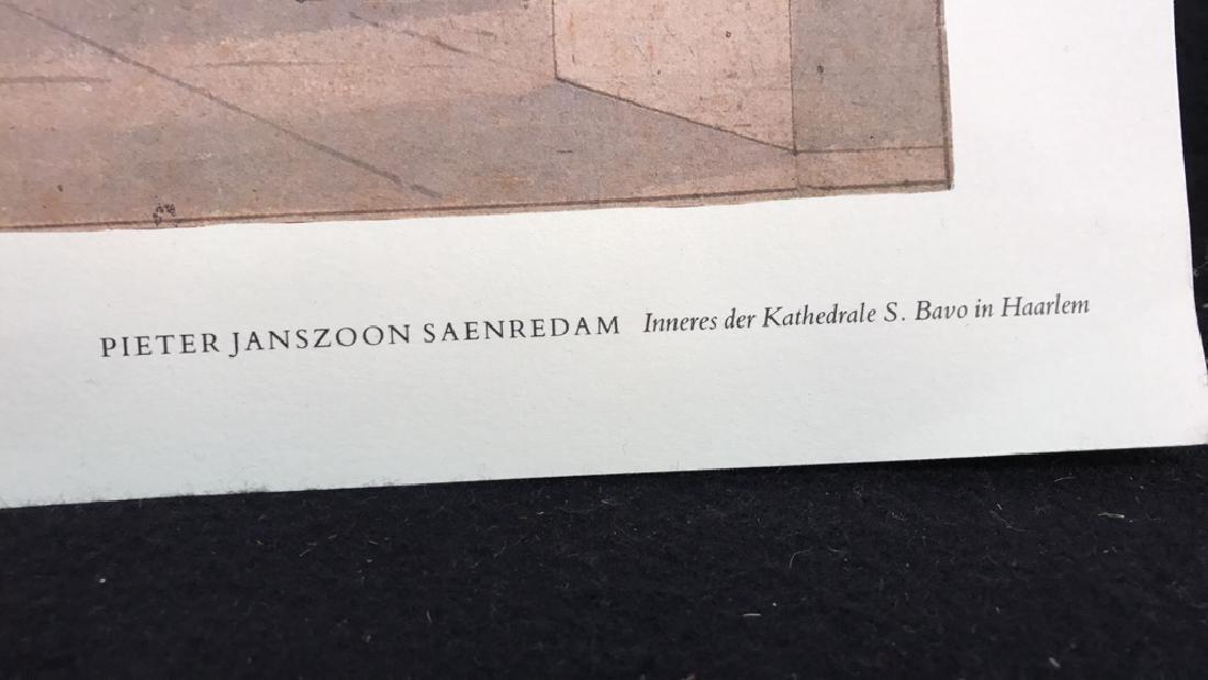 Pieter Janszoon Saenredam Print Pieter Janszoon - 8
