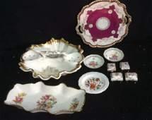 Antique Limoges Porcelain Tabletop & More Group Lot of