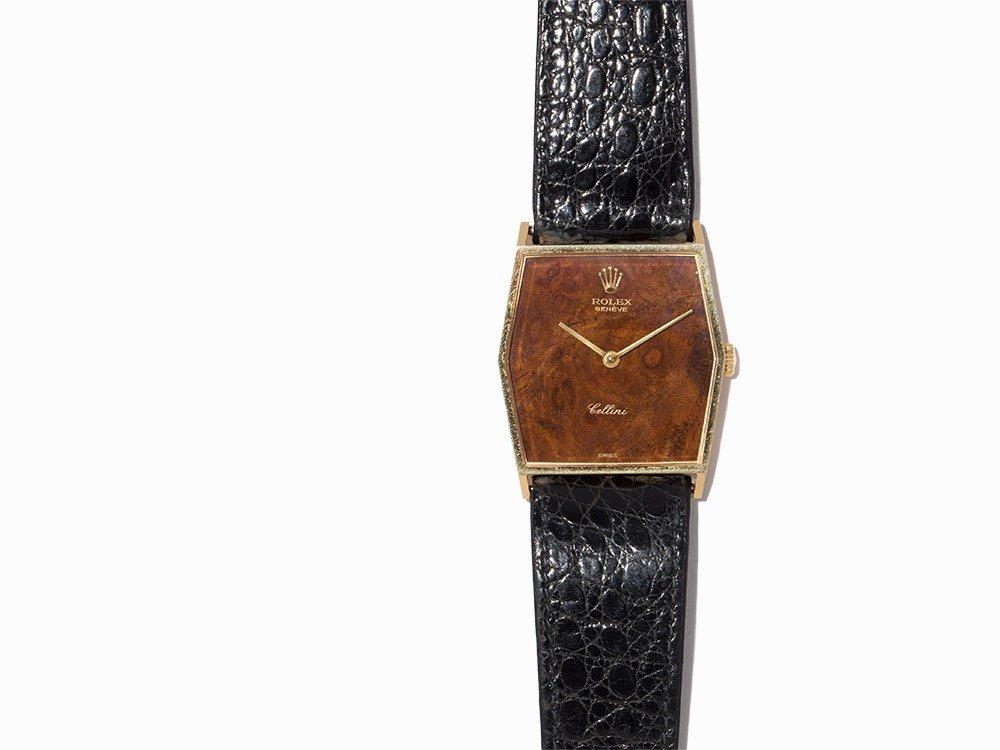 Rolex Cellini, Ref. 4122, Switzerland, c.1987 - 2