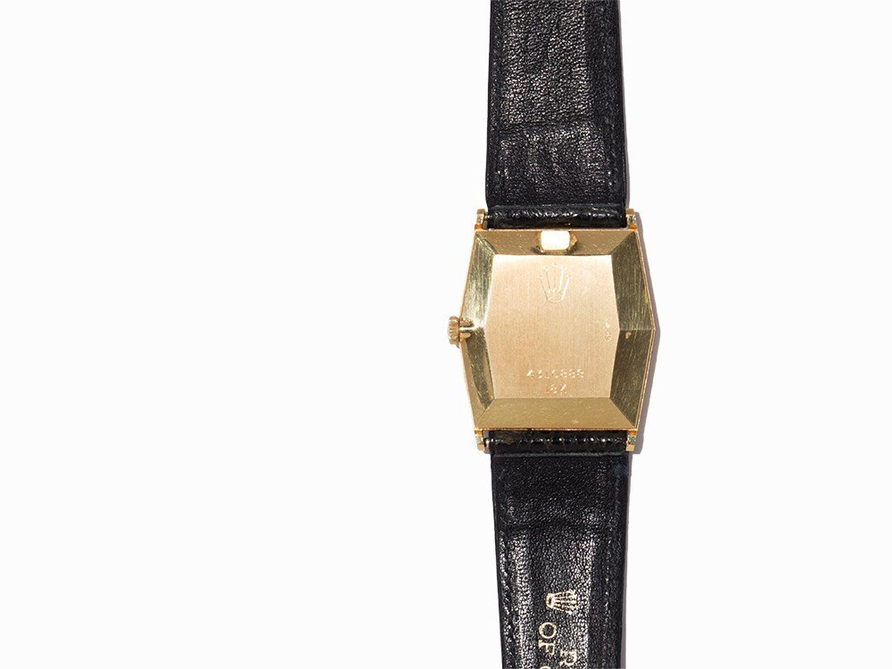 Rolex Cellini, Ref. 4122, Switzerland, c.1987 - 4