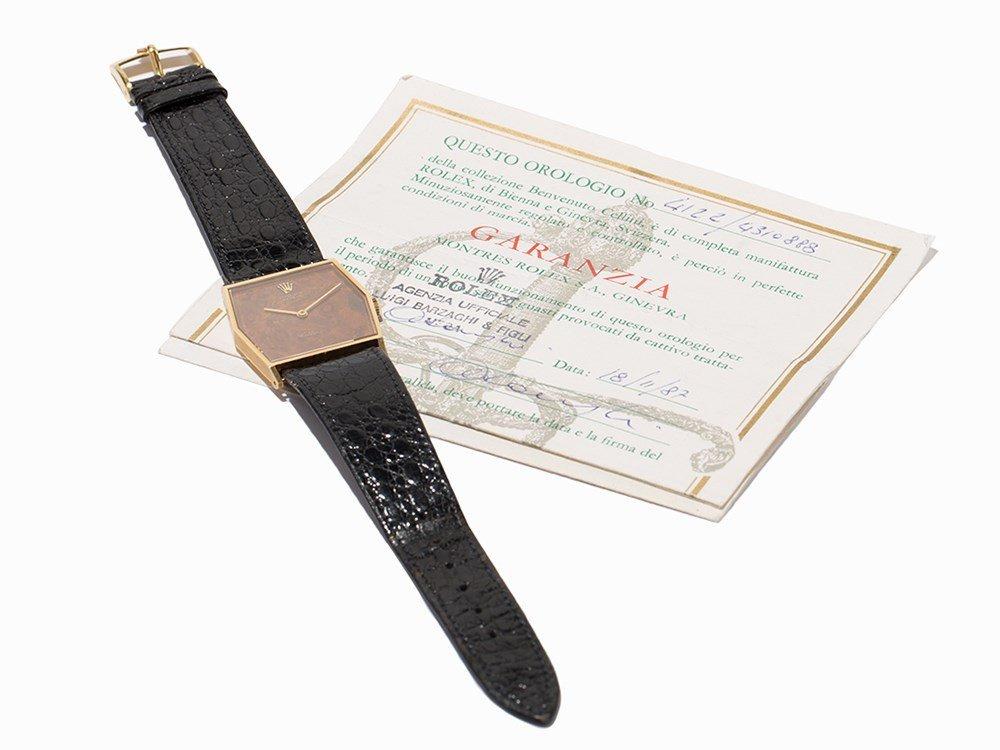 Rolex Cellini, Ref. 4122, Switzerland, c.1987 - 7