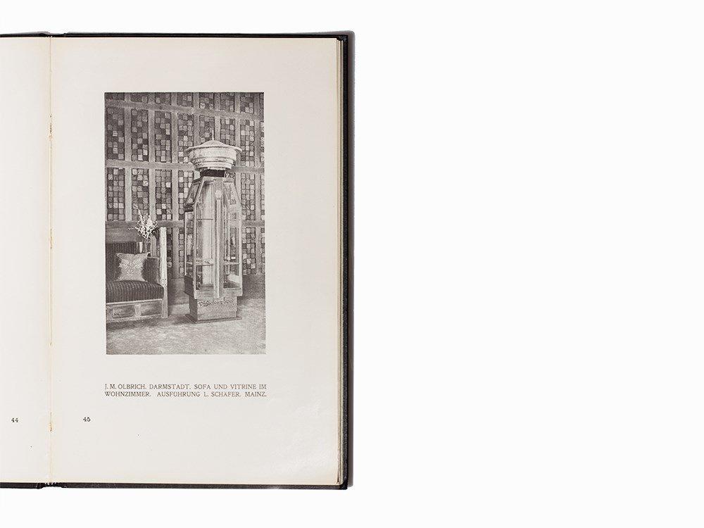 Joseph Maria Olbrich, Presentation Piece, Austria, 1904 - 9