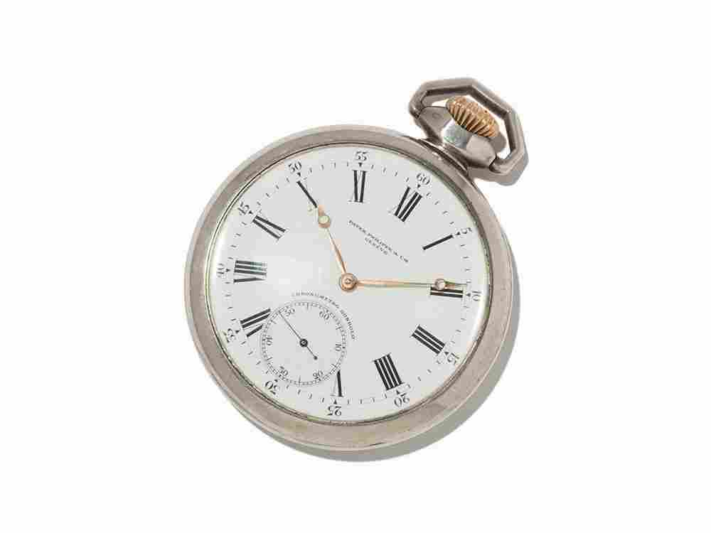 Patek Philippe Gondolo Pocket Watch, Switzerland,