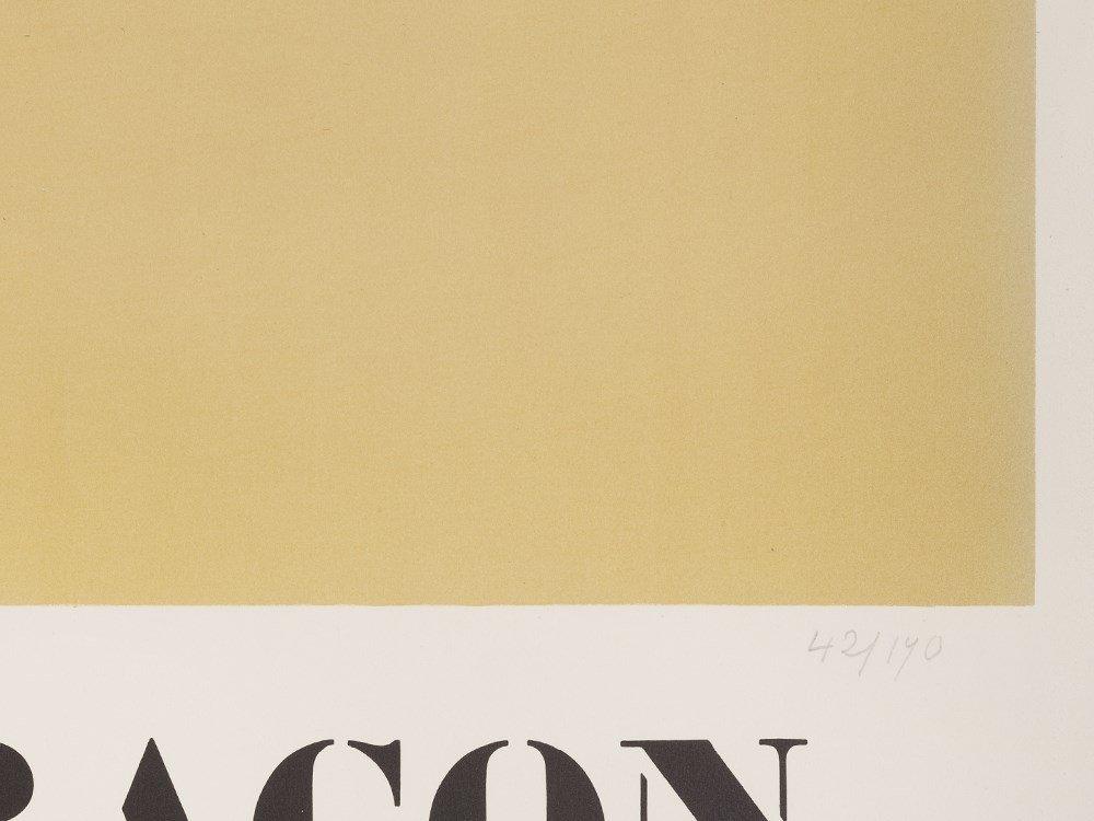 Francis Bacon, Lithograph, Metropolitan Museum of Art, - 3