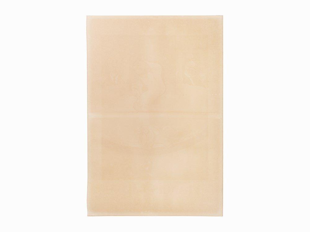 Francis Bacon, Lithograph, Metropolitan Museum of Art, - 6