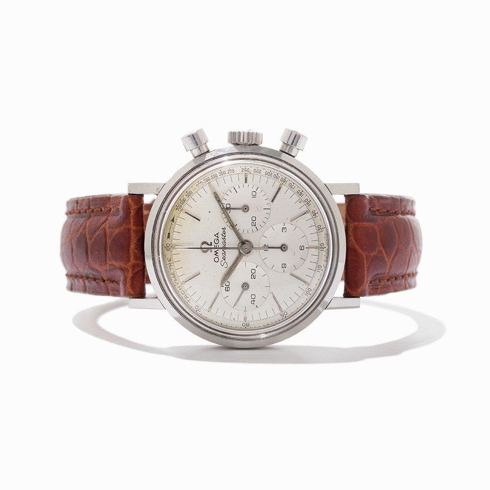 Omega Seamaster Chronograph, Ref. 105.005.65, c.1965 - 8