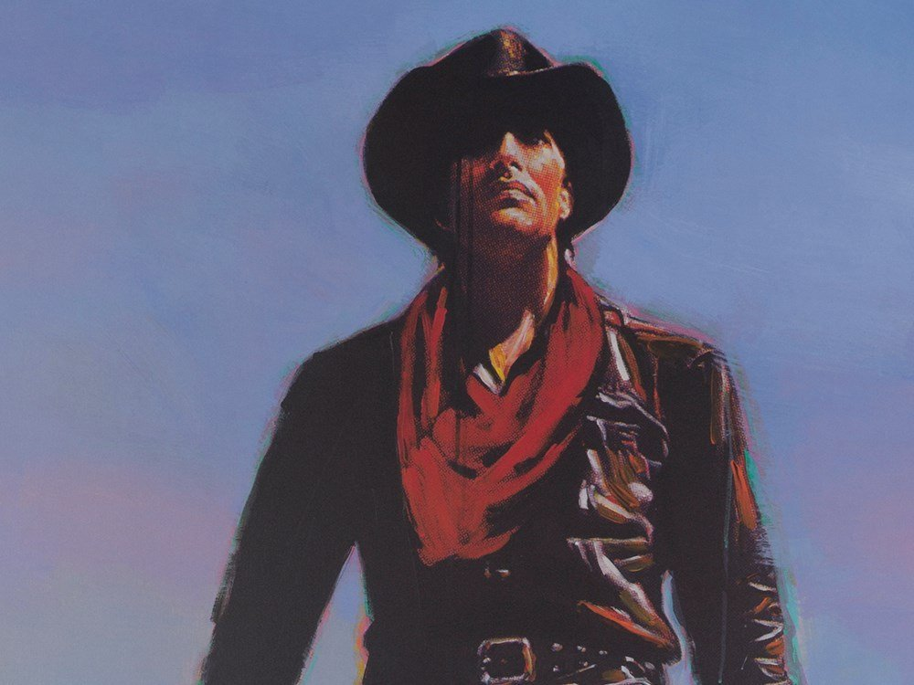 Richard Prince, Untitled (Cowboy), Offset Lithograph, - 3