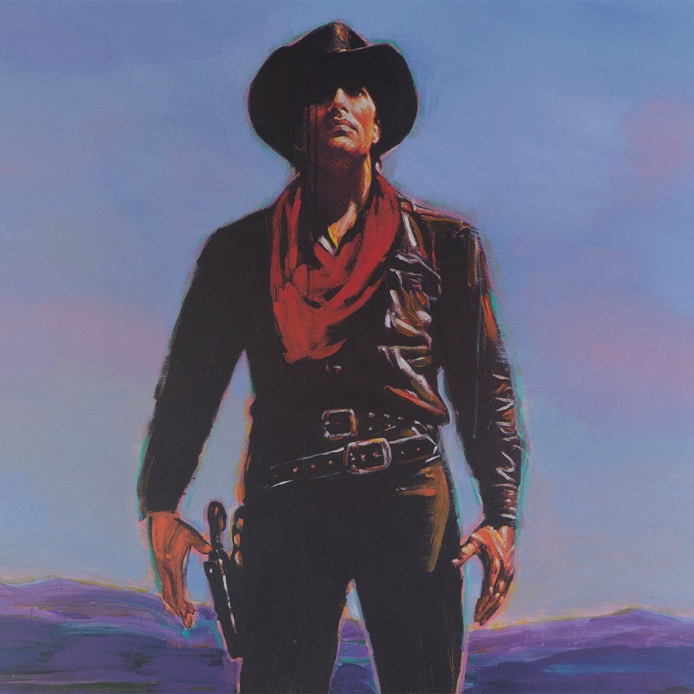 Richard Prince, Untitled (Cowboy), Offset Lithograph, - 6