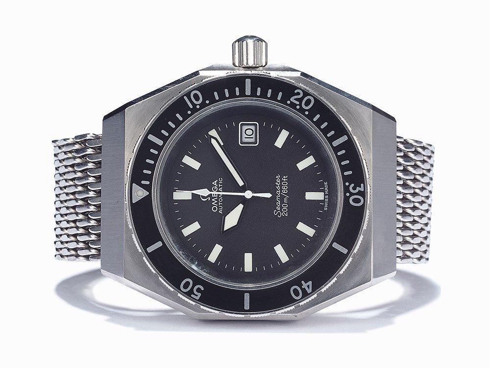 Omega Seamaster SHOM 200M, Ref. 166.0177, Switzerland,