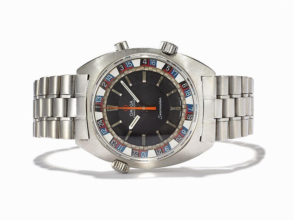 Omega Seamaster Chronostop, Ref. 145008, Switzerland,