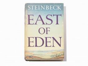 """Steinbeck, """"east Of Eden,"""" New York: Viking, 1952, 1st"""