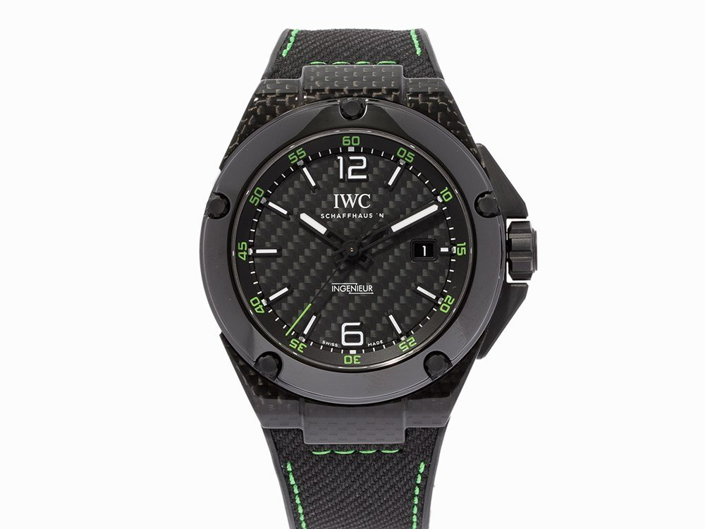 IWC Ingenieur Carbon Performance LE, Ref. IW322404,
