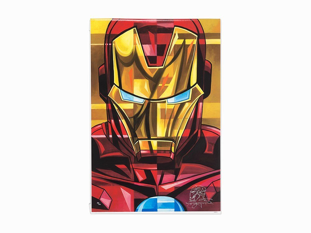 Tim Rogerson, Marvel's Iron Man, C. 2010