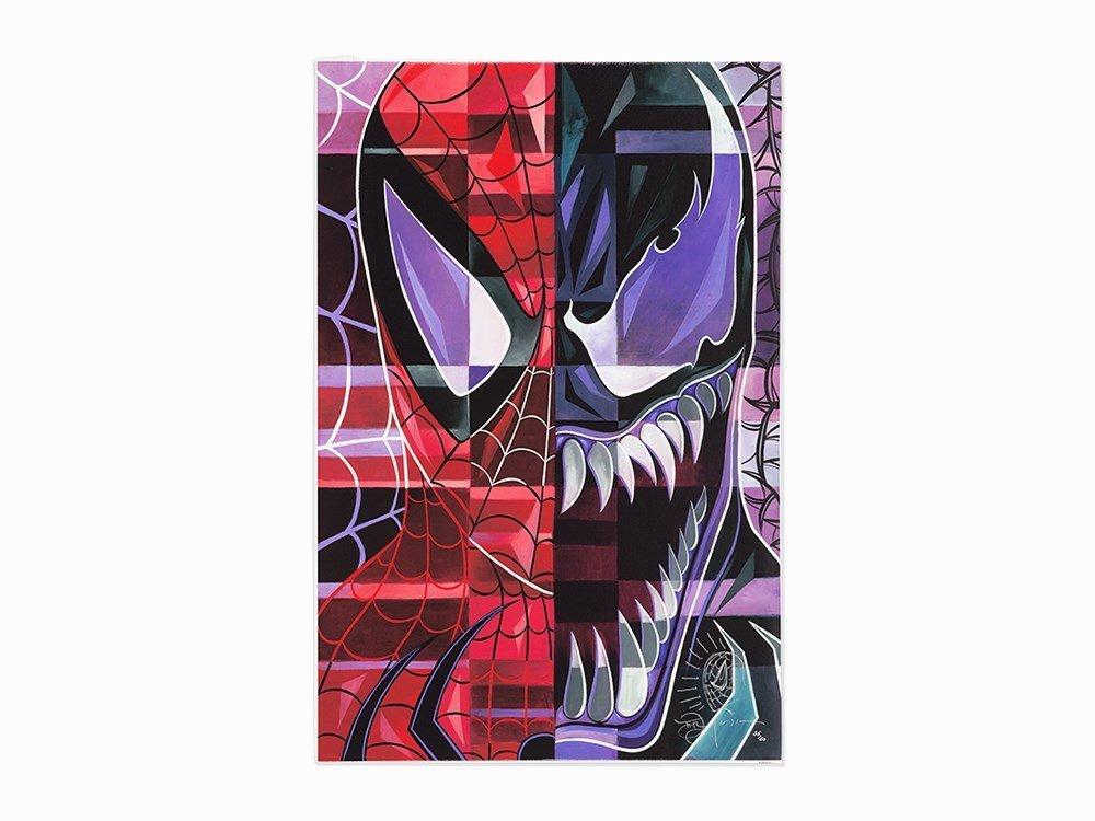 Tim Rogerson, Marvel's Spiderman and Venom, C. 2010