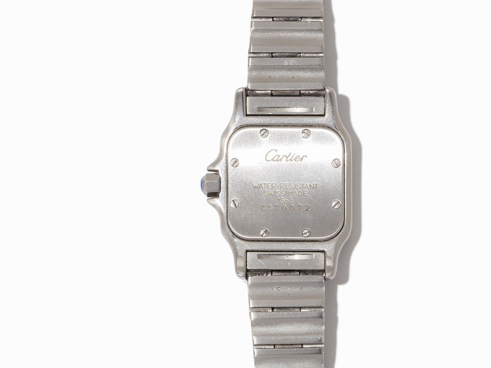 Cartier Santos Ladies Watch, Ref. W20024D6, - 4