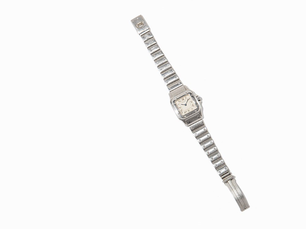 Cartier Santos Ladies Watch, Ref. W20024D6, - 5