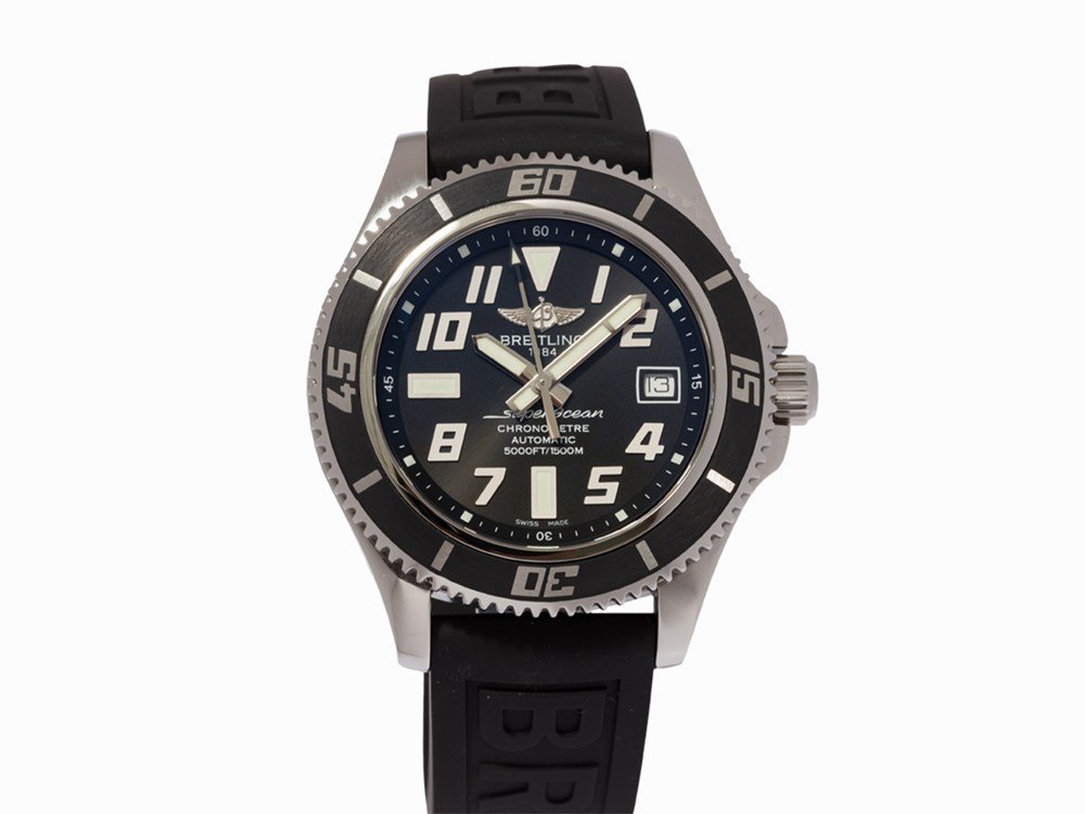 Breitling SuperOcean 42, Ref. A1736402/BA28-132S,