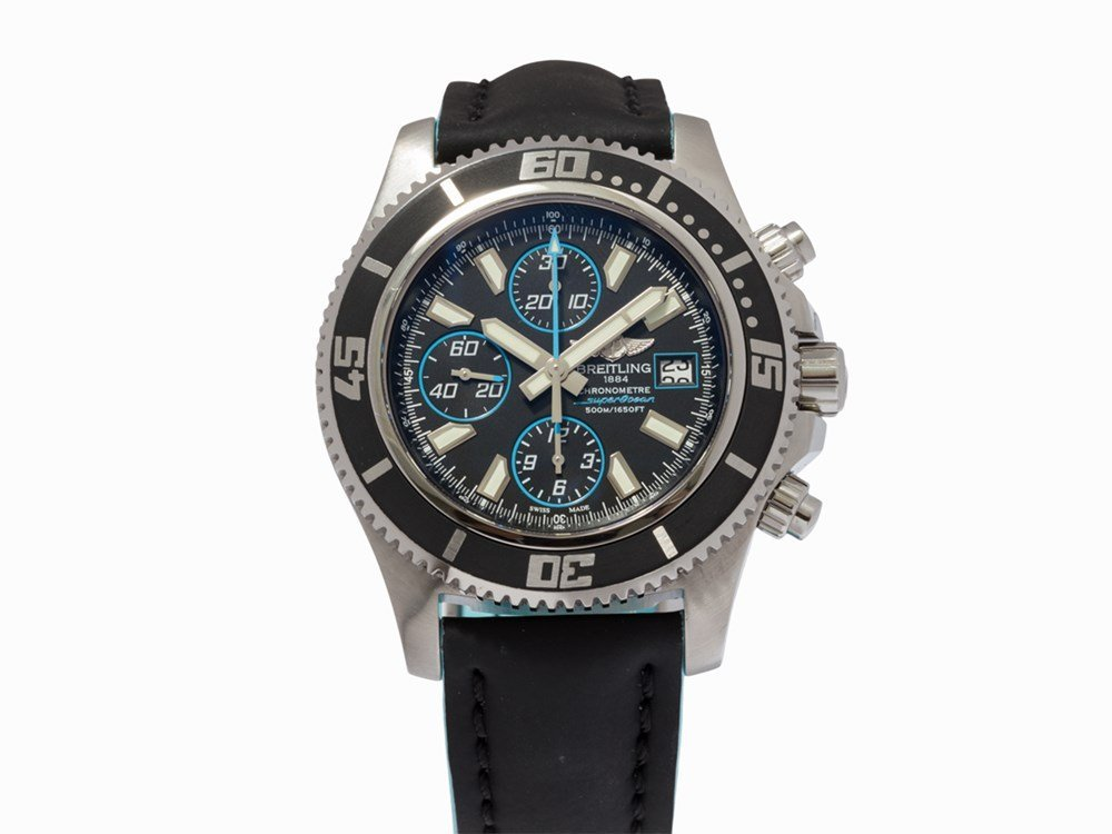 Breitling SuperOcean Chrono II Abyss, Ref. A1334102,