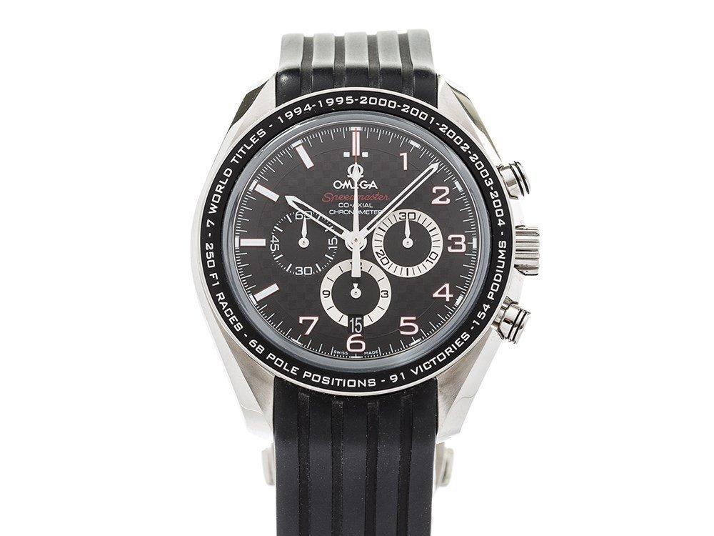 Omega Speedmaster Legend Schumacher, Ref. 321.32.44.50,