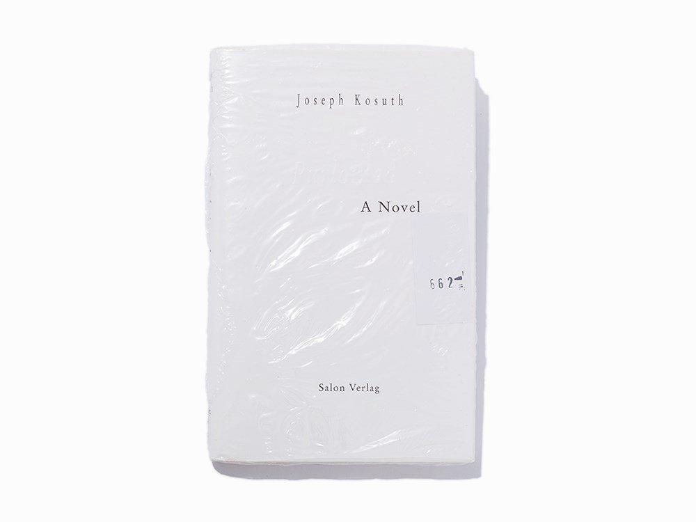 "Joseph Kosuth, ""Purloined,"" 1st Ed., Cologne, 2000/2014"