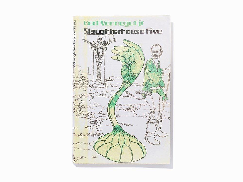"""Vonnegut, """"Slaughterhouse Five [Proof Copy],"""" London,"""