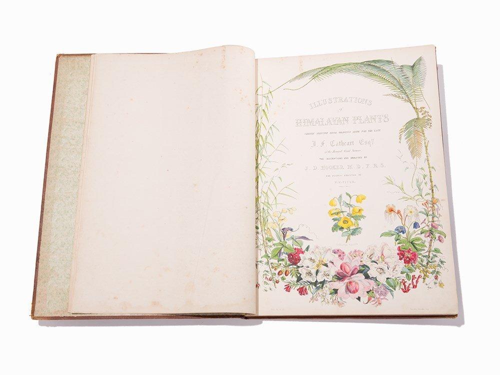 "Joseph Dalton Hooker, ""Illustrations of Himalayan"