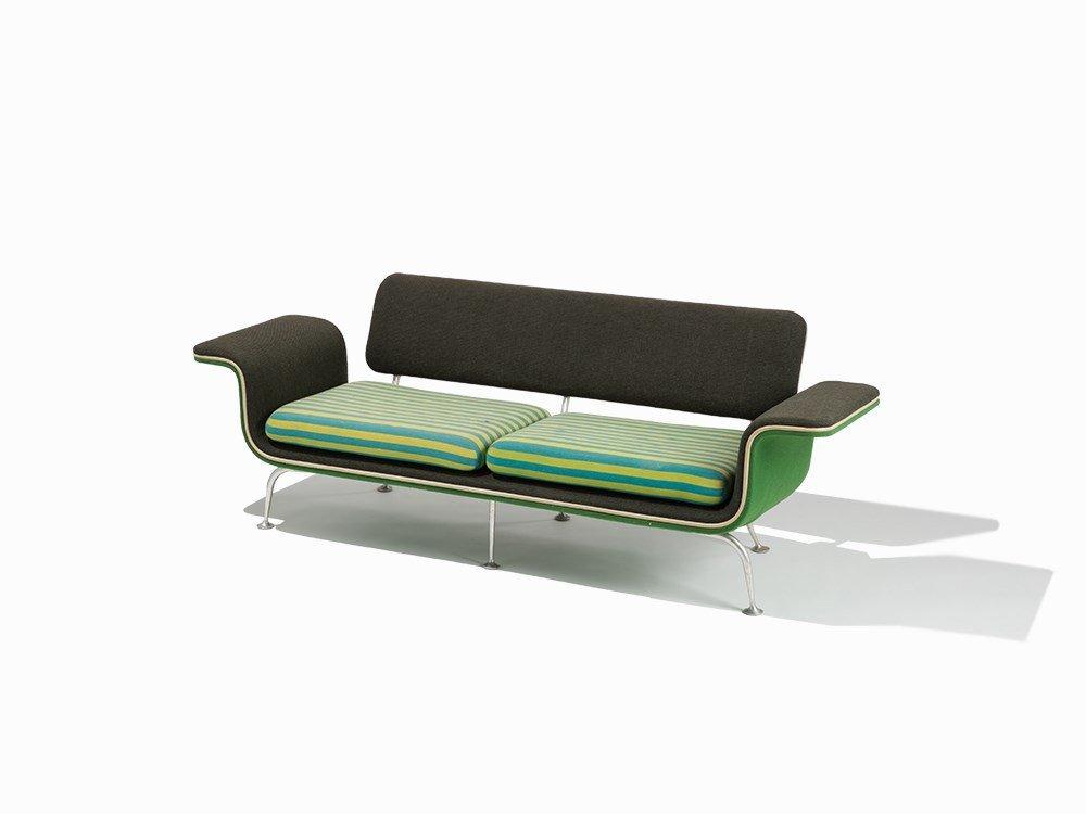 Alexander Girard Sofa, model 66303, USA, ca. 1967