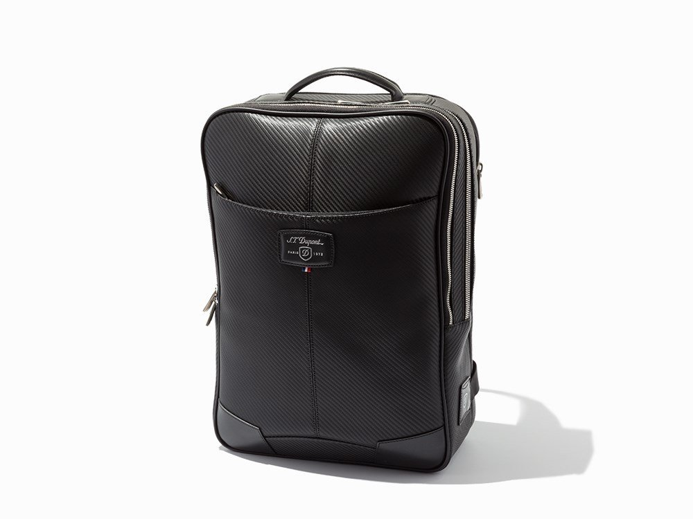 S.T. Dupont, Defi Black Carbon Laptop Backpack
