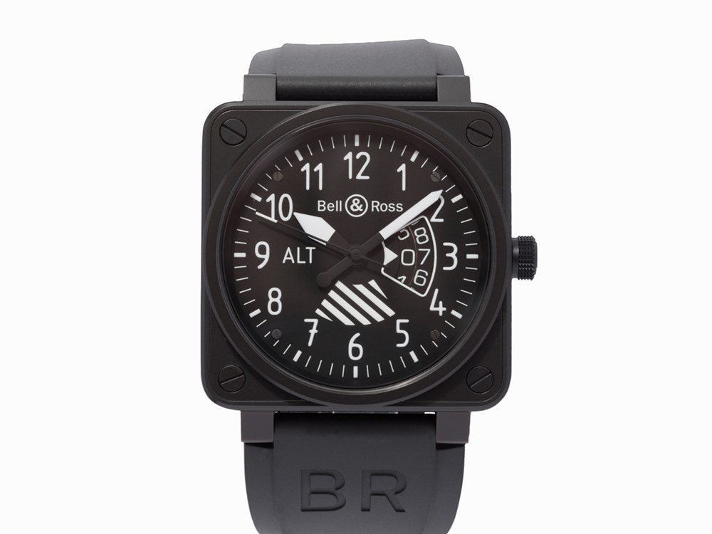 Bell & Ross Altimeter LE 739 / 999, Ref. BR01-96, c.