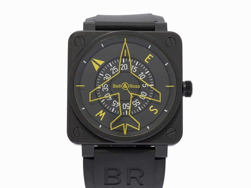 Bell & Ross Heading Indicator LE 403/999, Ref. BR01-92,