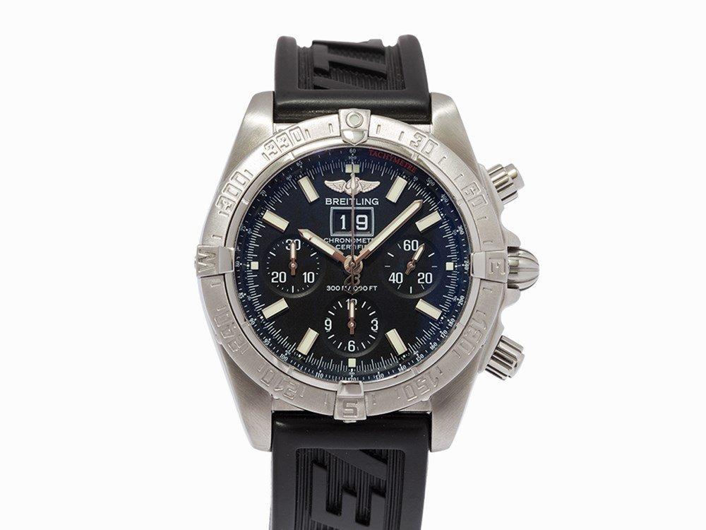 Breitling Chronomat Blackbird, Ref. A4435910/B811,