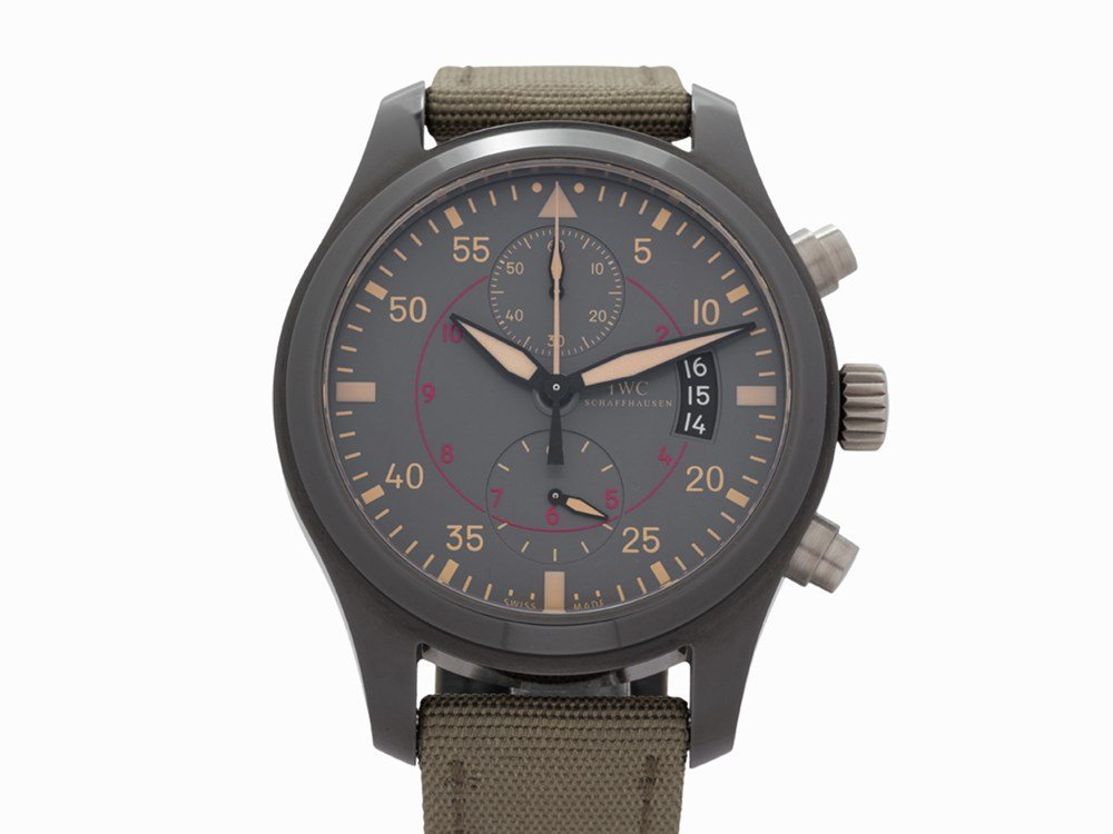 IWC Pilot's Chronograph TOP GUN Miramar, Ref. IW388002,