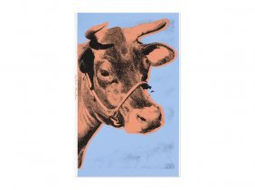Andy Warhol, 'cow Ii 11a', Screenprint, 1971