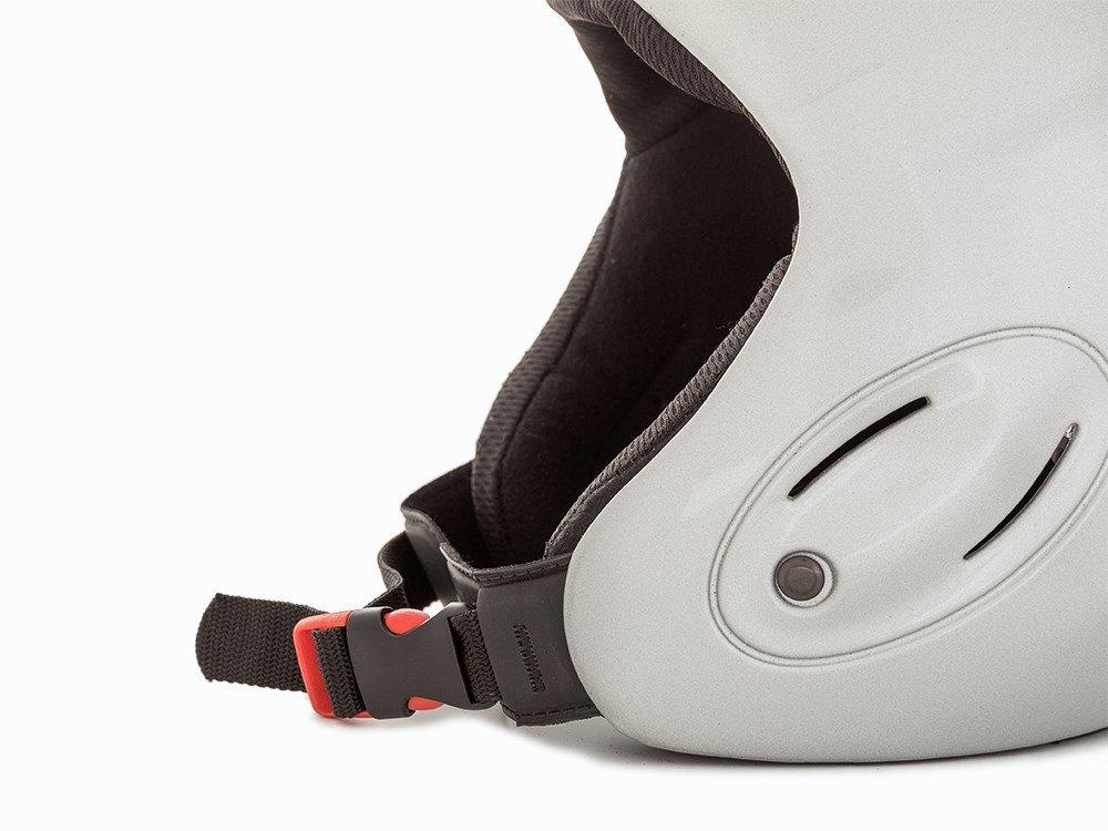 Chanel, Metallic Silver Ski Helmet, c.20th C - 6