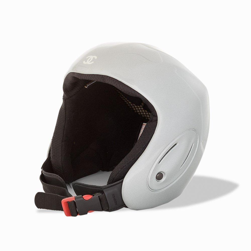 Chanel, Metallic Silver Ski Helmet, c.20th C - 9