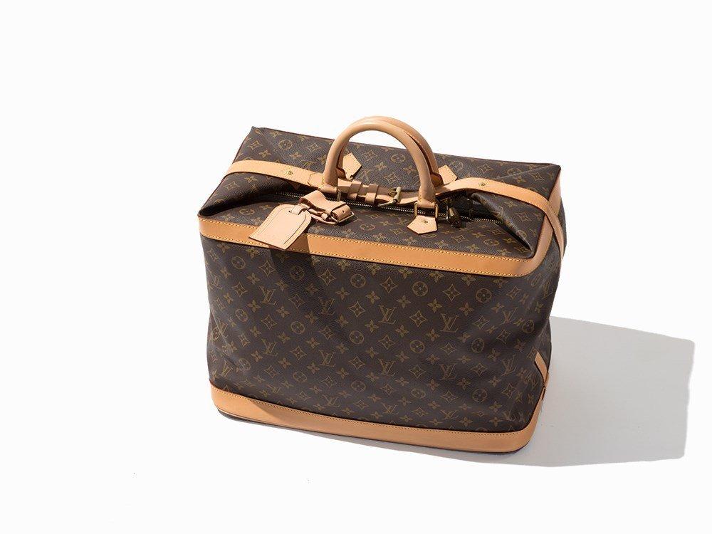 Louis Vuitton, Brown Monogram Cruiser 45, c.2002
