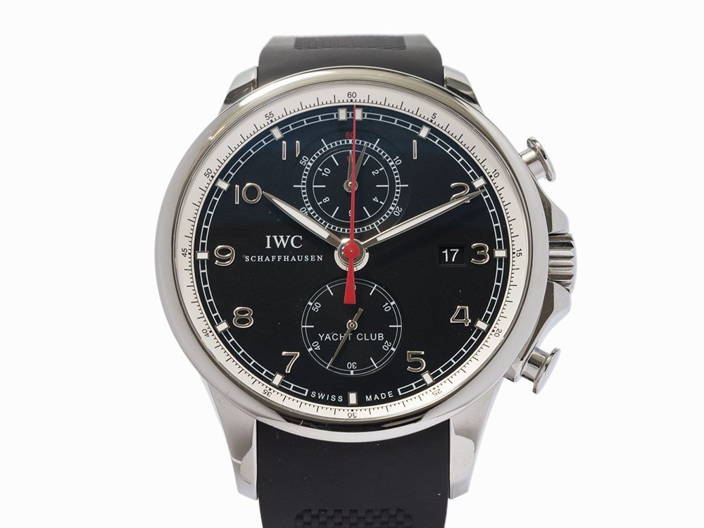 IWC Portuguese Yacht Club Chronograph, Ref. IW390210,