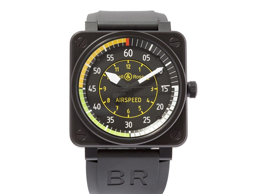 Bell & Ross Airspeed, Ref. BR01-92 Airspeed, c.2015