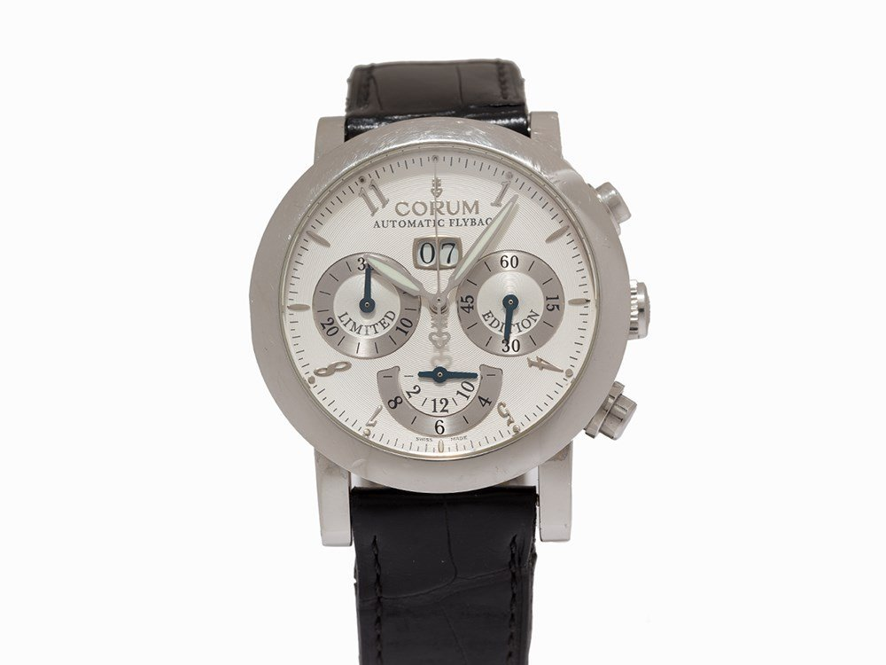 Corum Classical Flyback Chrono LE, Ref. 996.201.20,