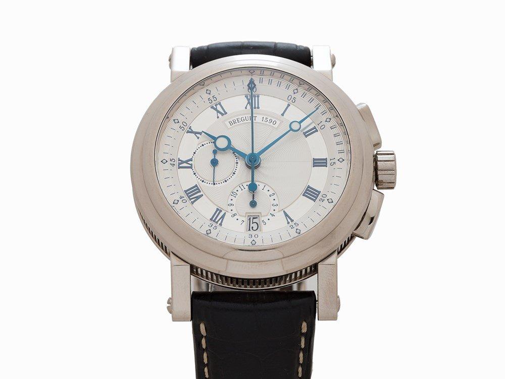 Breguet Marine Chronograph, Ref. 5827, Switzerland,