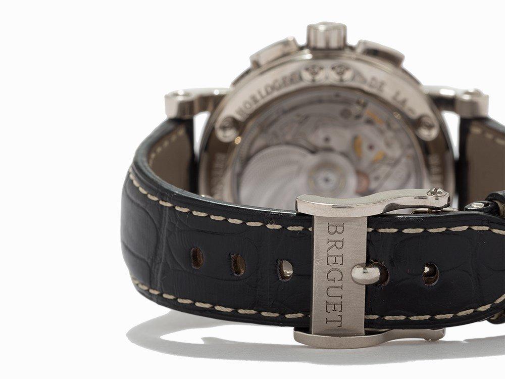 Breguet Marine Chronograph, Ref. 5827, Switzerland, - 3