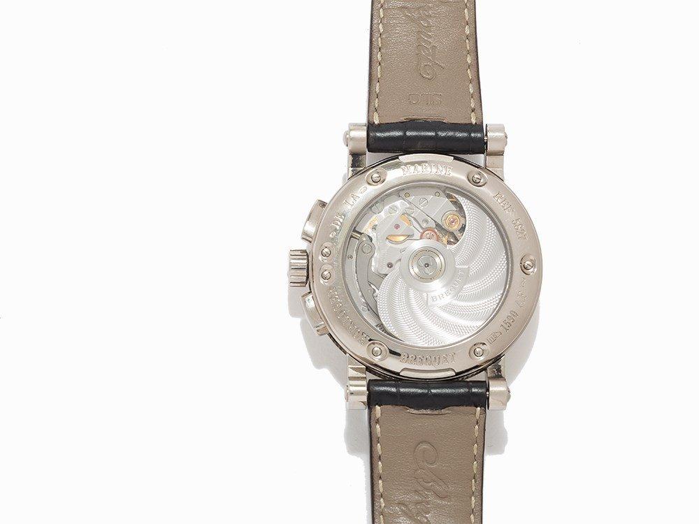 Breguet Marine Chronograph, Ref. 5827, Switzerland, - 4