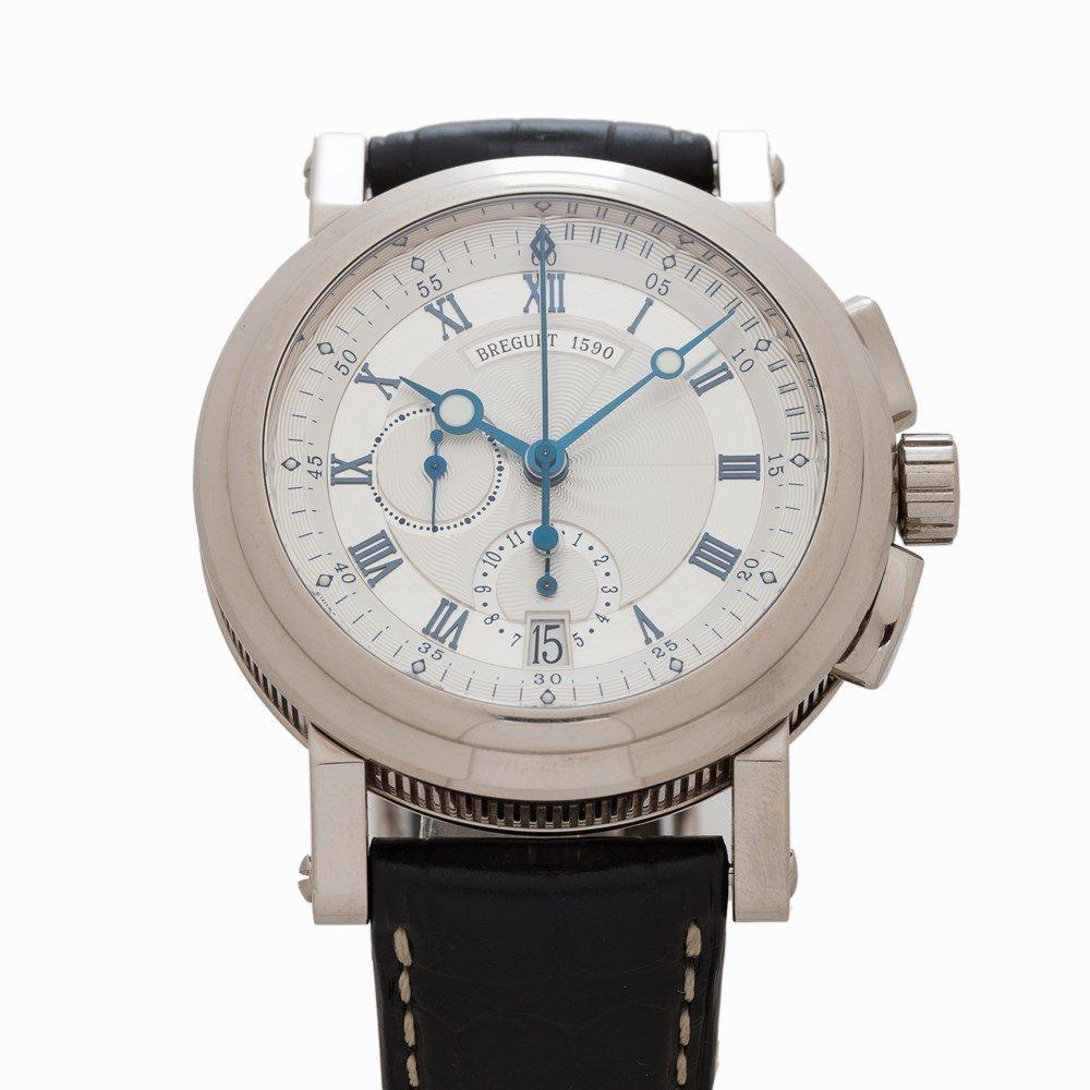 Breguet Marine Chronograph, Ref. 5827, Switzerland, - 6