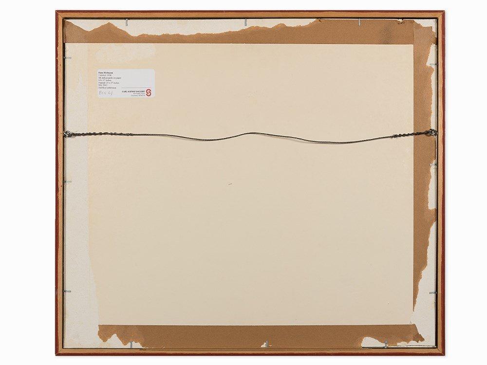 "Hans Hofmann, ""Untitled,"" Work on Paper, 1938 - 4"