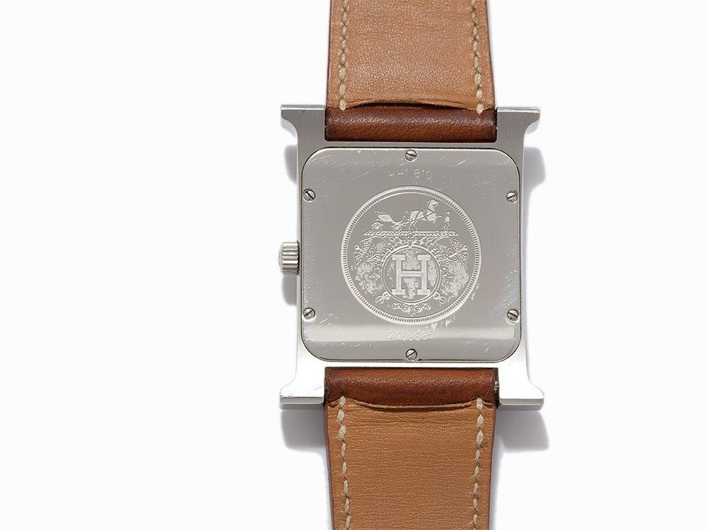 Hermès H-our, Ref. HH1.810, Switzerland, c.2004 - 4