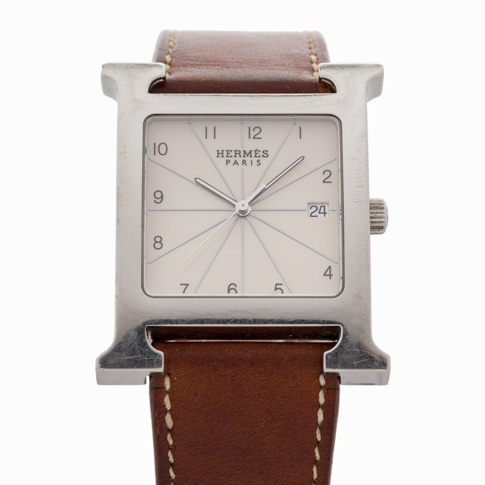 Hermès H-our, Ref. HH1.810, Switzerland, c.2004 - 6