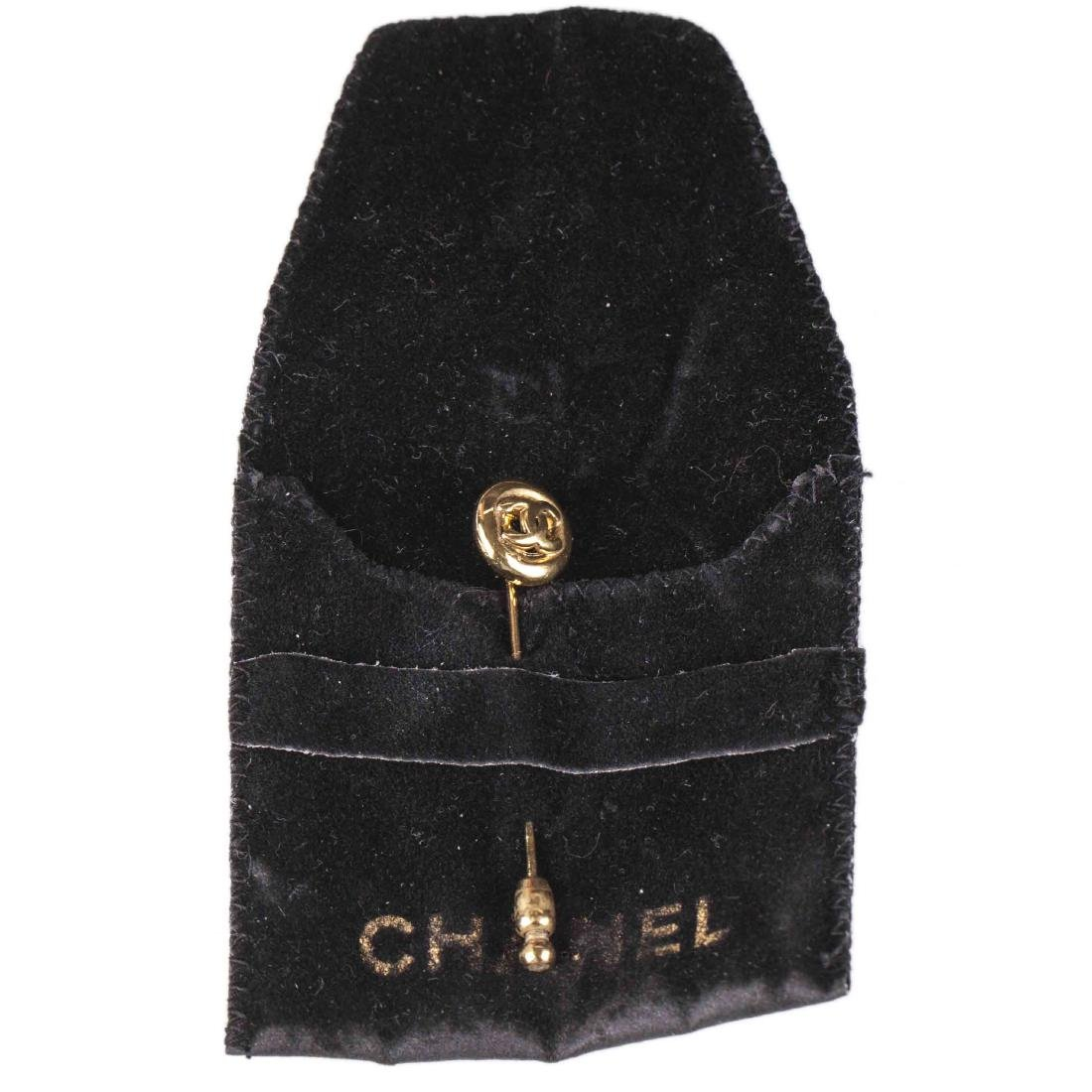 Chanel pin. Around 1960s. Marked