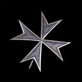 Breast star of the Order of St. John of Jerusalem